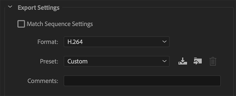 Pro Tip: Exporting a Finished Video from Premiere Pro — Match Sequence Settings