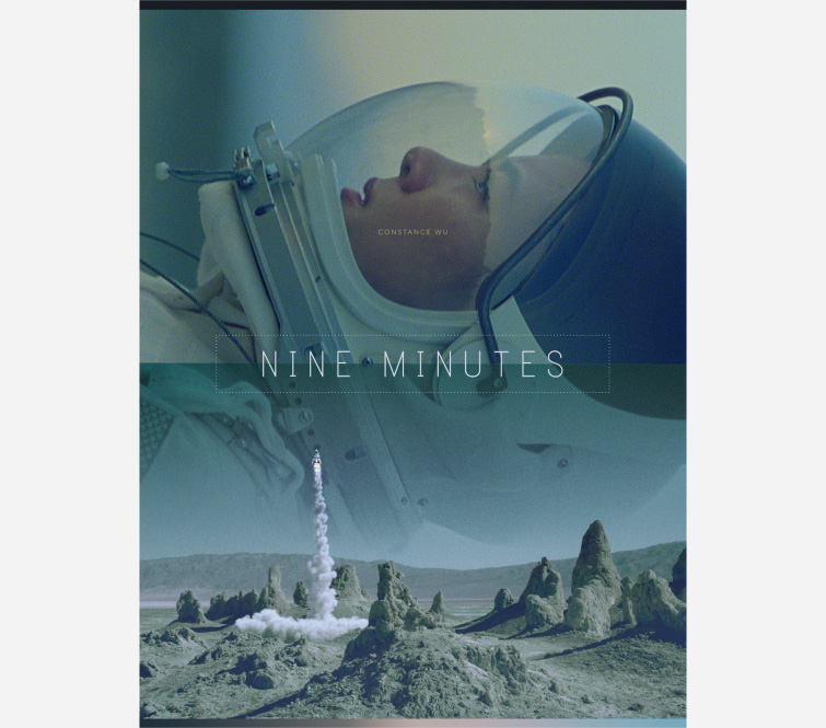 Interview: Director Ernie Gilbert on His Sci-Fi Short Film Nine Minutes - Nine Minutes Short Film