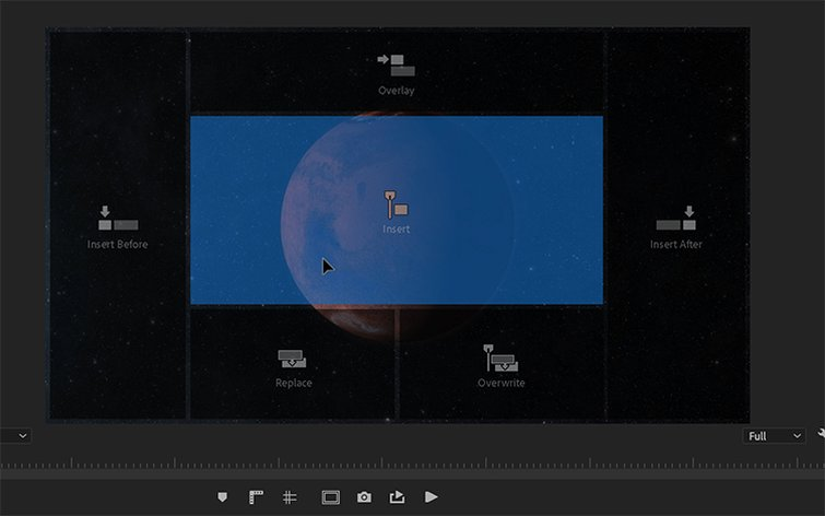 Master Premiere Pro's Timeline with Source Patching — Drop Zone