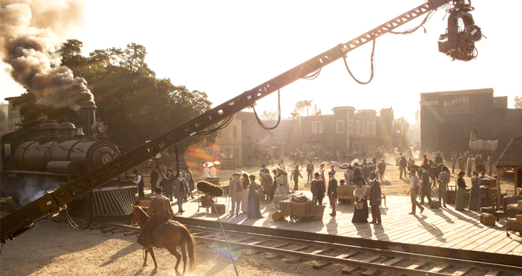 Saddle Up With Royalty-Free Music for Westerns - Westworld behind the scenes