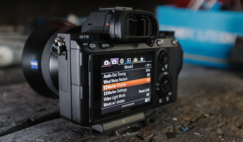 Get Ready to Film with the Sony A7 III Using These Settings