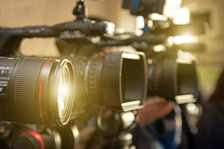 The Video Camera Trends Currently Re-Shaping the Industry — Camera Lens on Black Camcorder