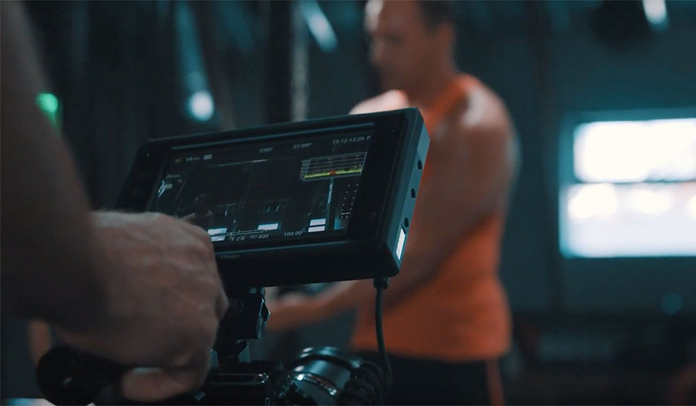 How to Shoot a Training Montage for a Sports Film