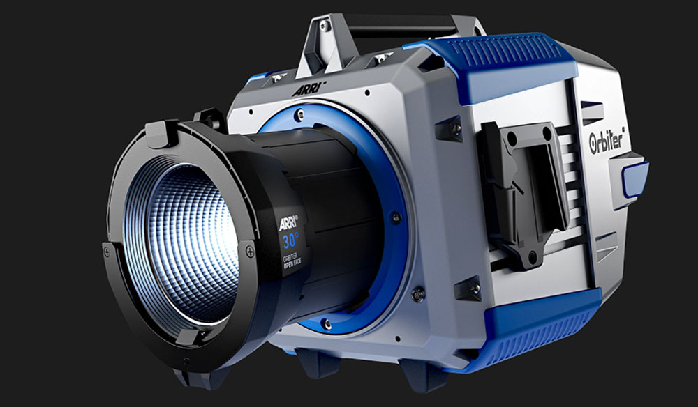 Introducing The Light That Can Do Everything: The ARRI Orbiter