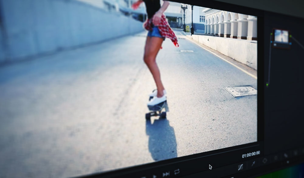 How to Make an Object Disappear Using DaVinci Resolve