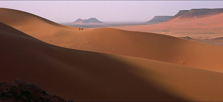 6 Lifesaving Hacks for Cropping Your Footage to a Wider Aspect Ratio — 70 mm Cinemascope Shot from Lawrence of Arabia