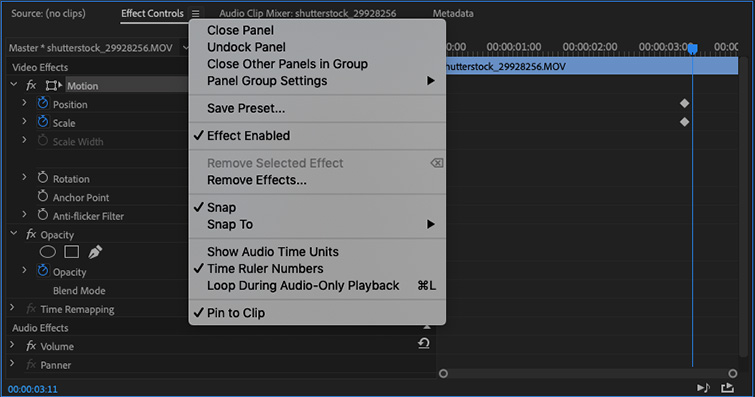 Using Zoom in Premiere Pro for Simple Transitions — Save Zoom