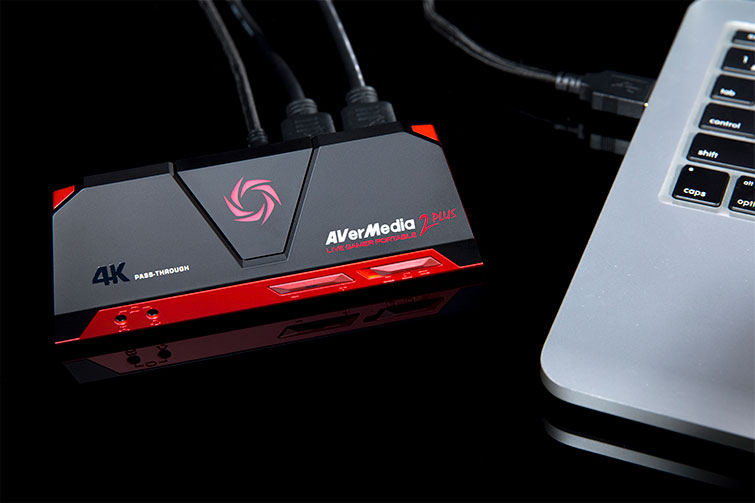 How to Choose and Use a Capture Card for Your Gaming Needs — AVerMedia Live Gamer Portal 2 Plus