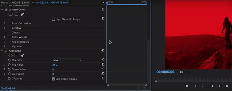 Create a Glitch Effect in Premiere Pro in 3 Steps — Color Correction