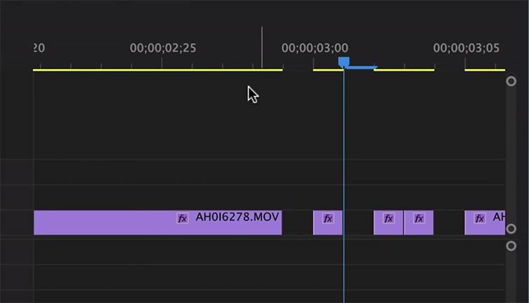 Create a Glitch Effect in Premiere Pro in 3 Steps — Cutting the Clip