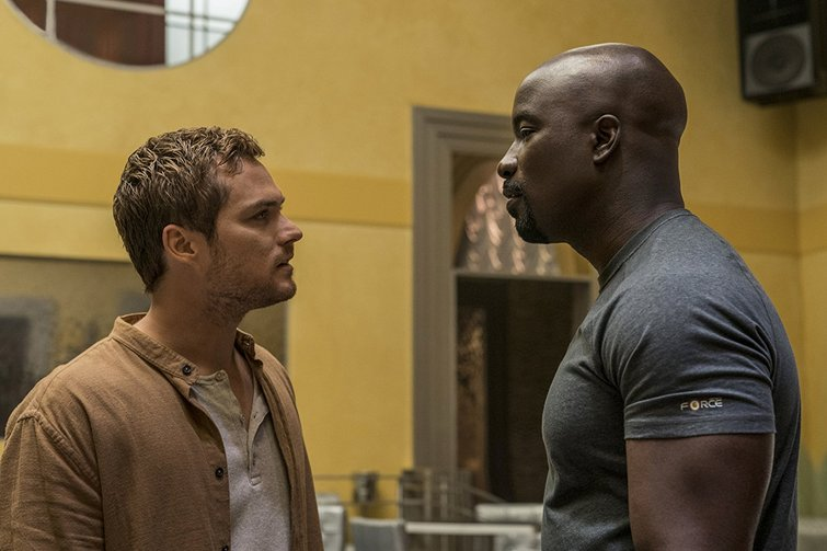 Industry Insights: Interview with Makeup Artist Kaela Dobson - Luke Cage Scene