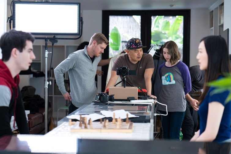 Industry Insights: Bernie Su on His Emmy Winning Series - Artificial - Behind the Scenes