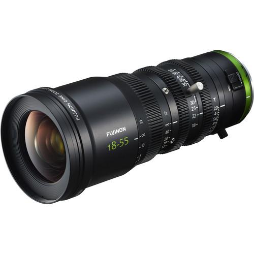 5 Bang-for-Your-Buck Cinema Lenses for Beginners — Fujinon MK18-55mm T2.9 Lens