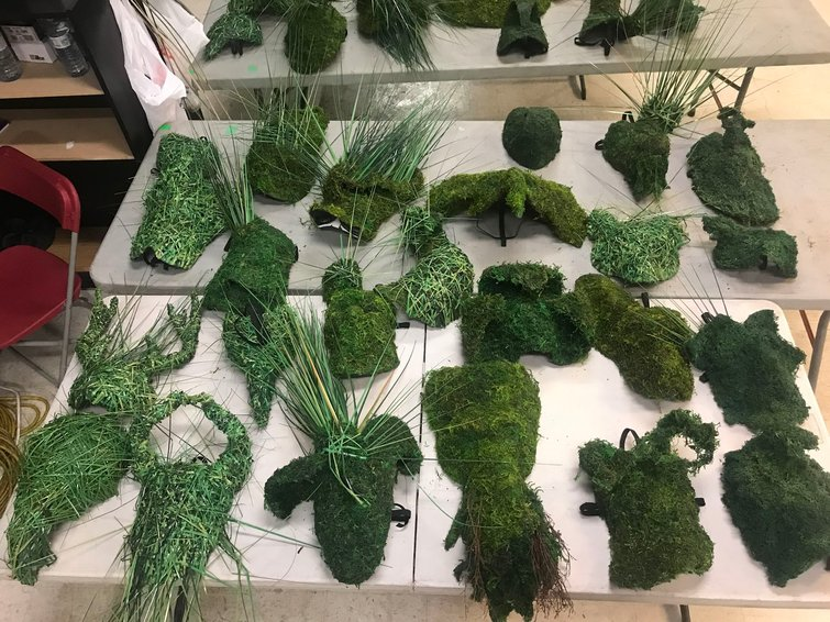 Costume Designer Ginger Martini on Production Prep and Post Process — Moss Masks
