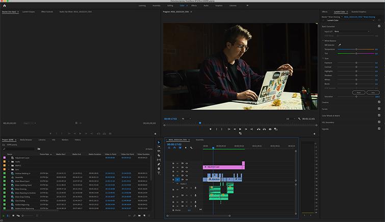 The Best Video Editing Programs: Final Cut Pro vs. Premiere Pro — Versatility
