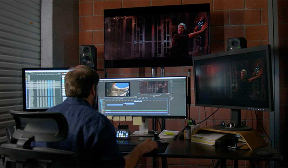 """Adobe Offers Look into the Editing of """"Terminator: Dark Fate"""""""