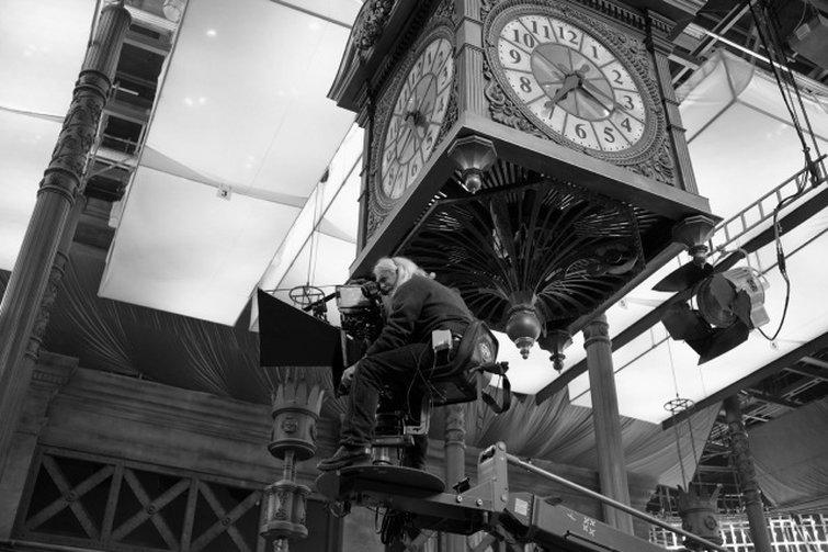 Robert Richardson Shooting Hugo