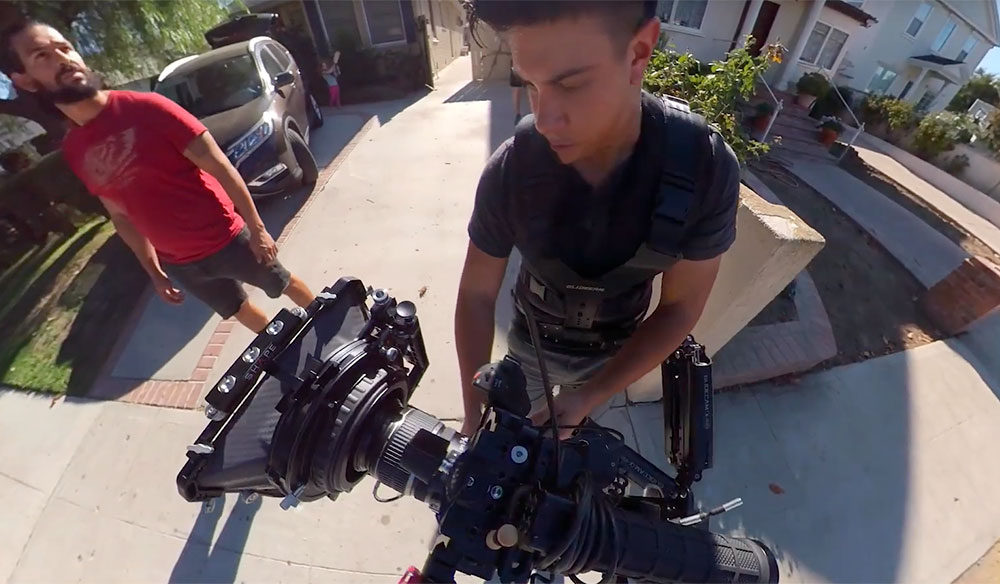 Learning Curve: Using a Steadicam for the Right Shot