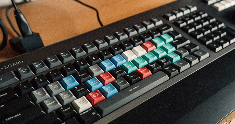 A Detailed Review Of The Davinci Resolve Keyboard