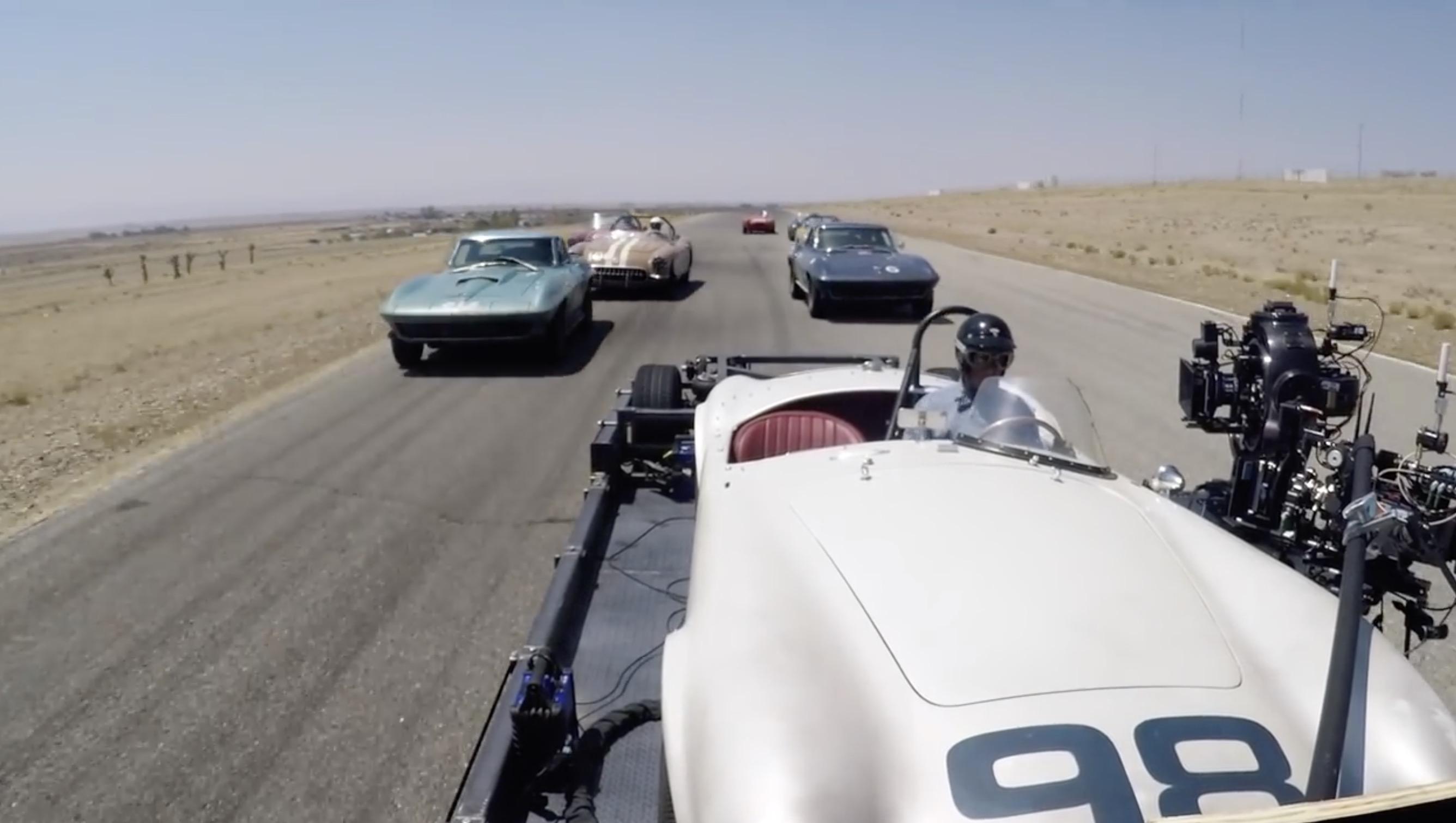 Making Ford V Ferrari Cinematography At 100 Mph
