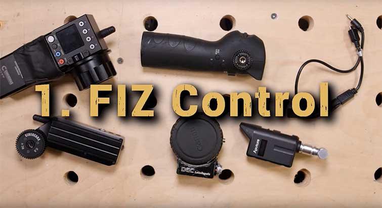 FIZ Control