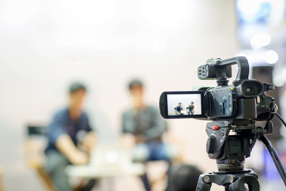 Shooting Video Interviews with Two People at Once