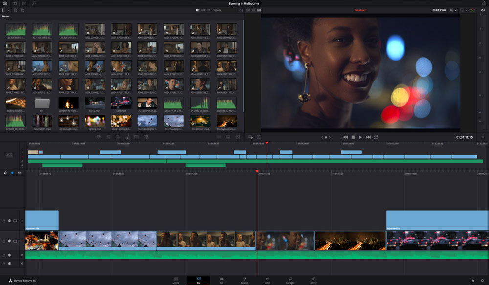7 Tutorials For Learning Blackmagic S Davinci Resolve