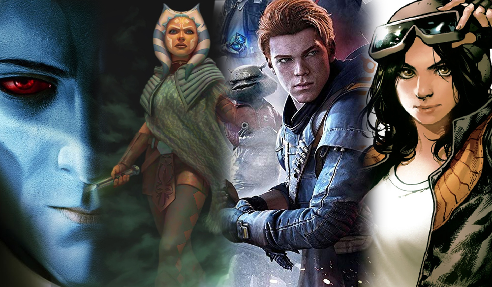 The Multimedia Worldbuilding of the Star Wars Legends Franchise