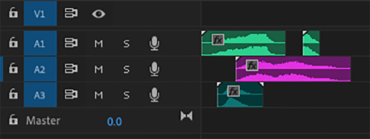 Free Epic Sound Effects for Film and Video Trailers — Layering a Timeline