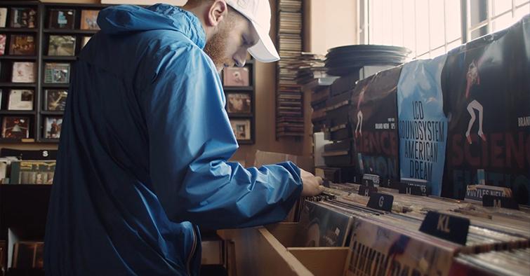 Signature Series - browsing records