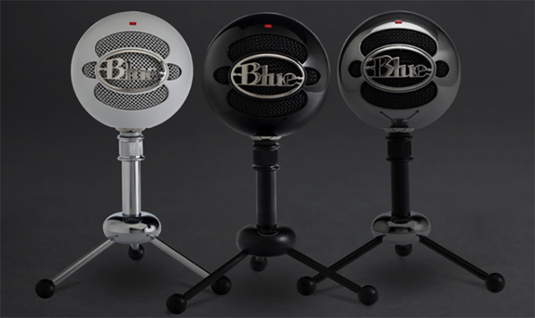 The Best Microphone Setups for Every Type of Podcaster — Blue Snowball USB Microphone