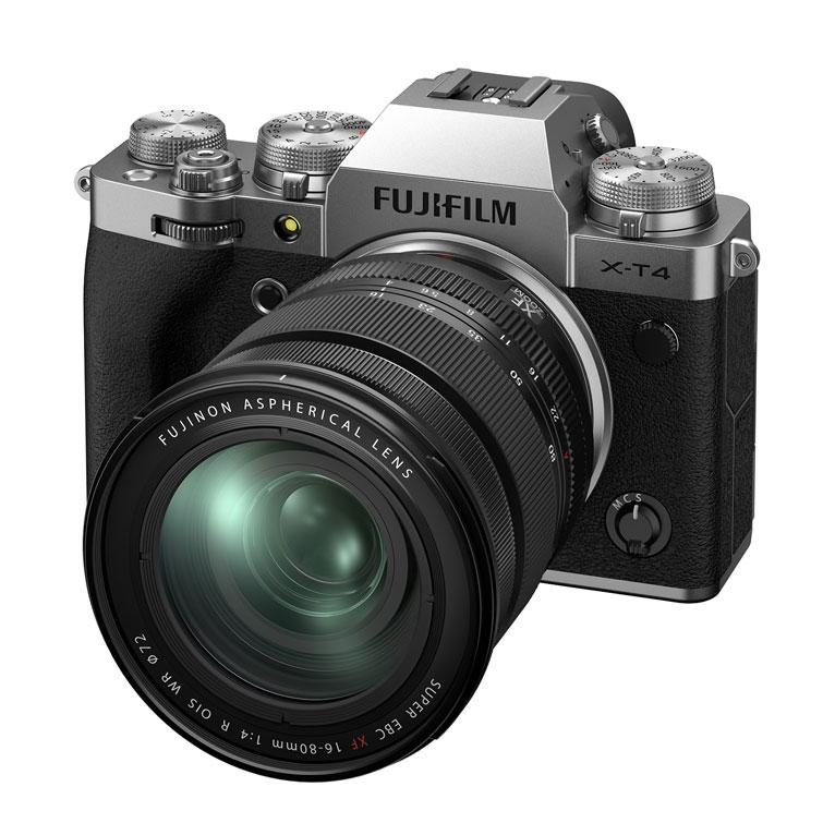 fujifilm xt4 camera body