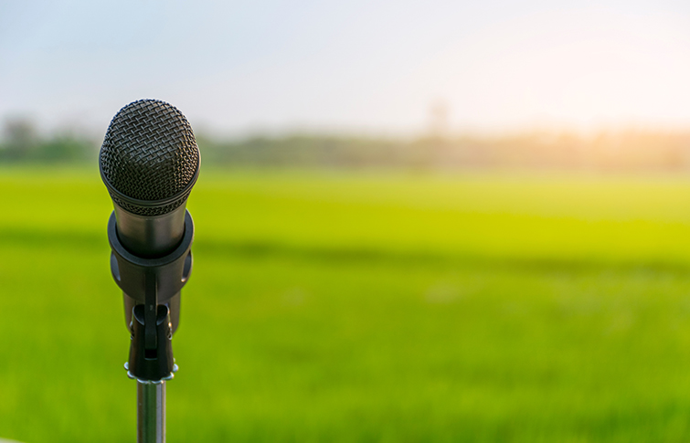 The Best Microphone Setups for Every Type of Podcaster — A Sturdy Dynamic Mic