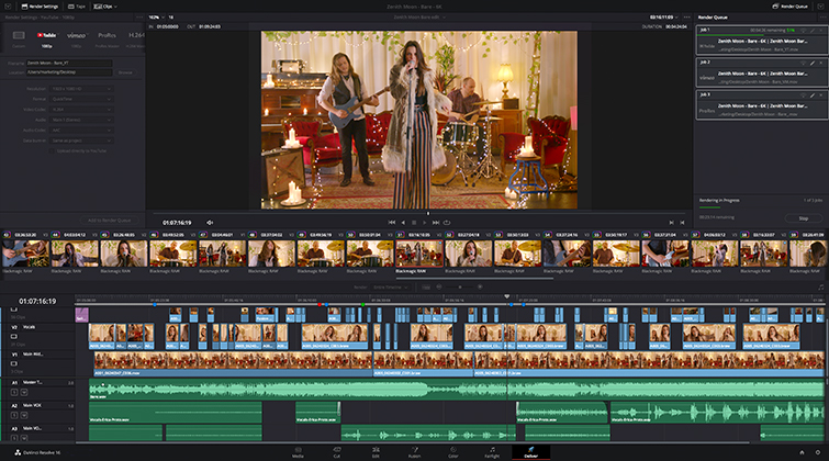 Blackmagic Design Releases New DaVinci Resolve 16.2 — Free and Ready to Download