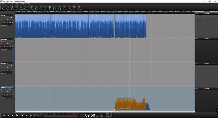 Hindenburg: Why It's the Best Podcast Editor for Serious Podcasters — Hindenburg Pro Clip Handles