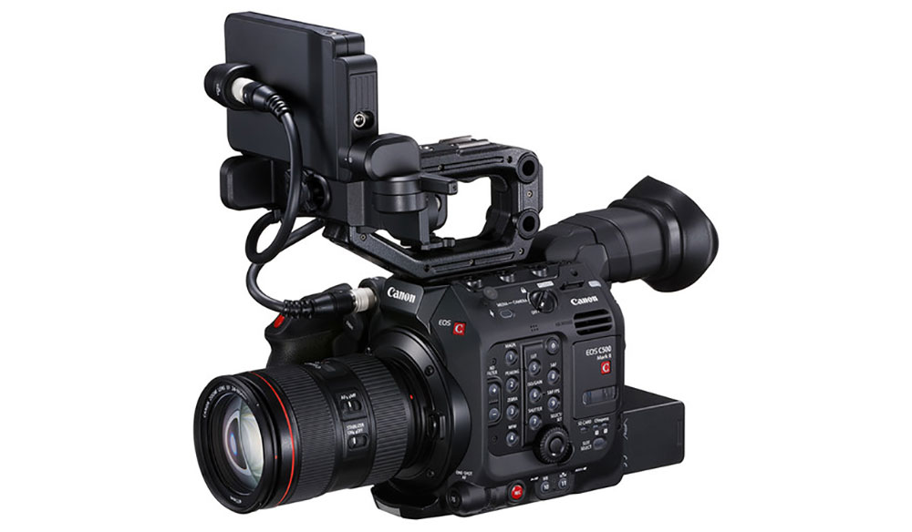 Is the Canon C500 Mark II the Best Documentary Camera?