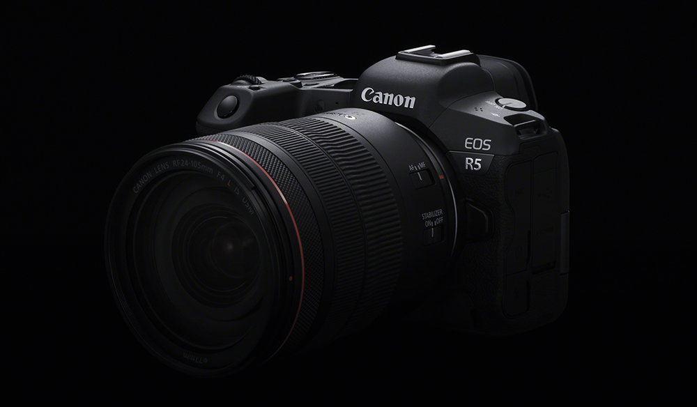 The Canon EOS R5 and the Exciting Age of 8K Video