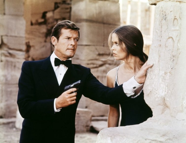 A Guide to the Basic Film Genres (and How to Use Them) — Roger Moore and Barbara Bach in The Spy Who Loved Me