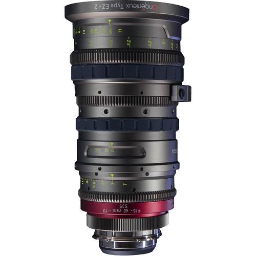 Angenieux Type EZ-2 15-40mm T2.0