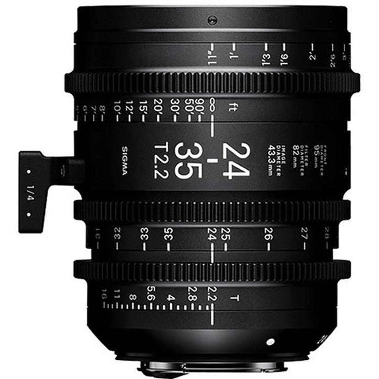 Sigma 24-35mm T2.2