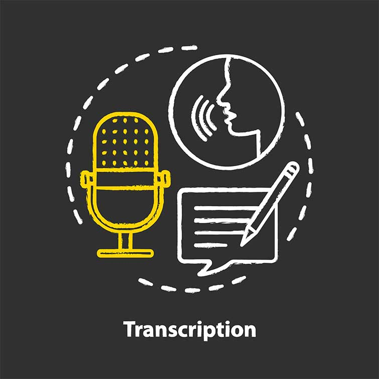 Why and How to Transcribe Your Podcast Episodes — What Does a Good Transcript Look Like?