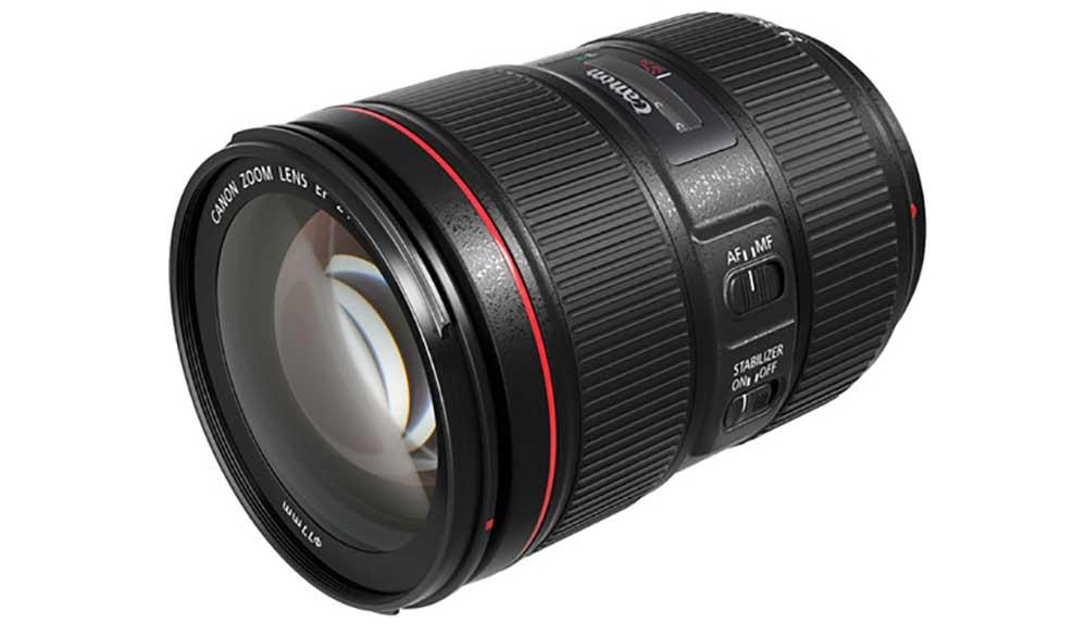 Full-Frame Zoom Lenses for Full-Frame Cameras