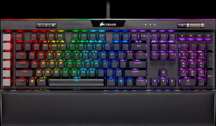 Unlock the Power of Macros with These Gaming Keyboards — Corsair K95 RGB Platinum XT