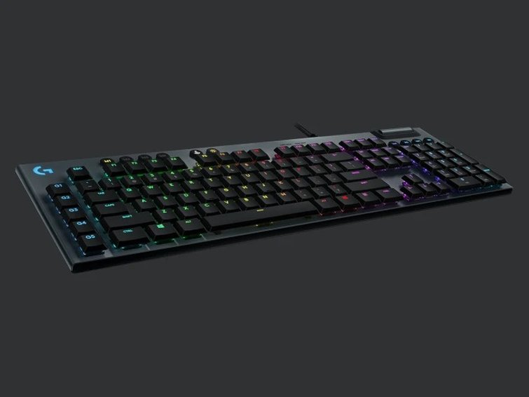Unlock the Power of Macros with These Gaming Keyboards — Logitech G815 Orion Spark