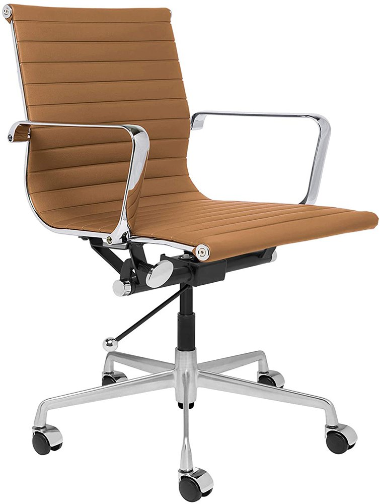SOHO Ribbed Management Office Chair