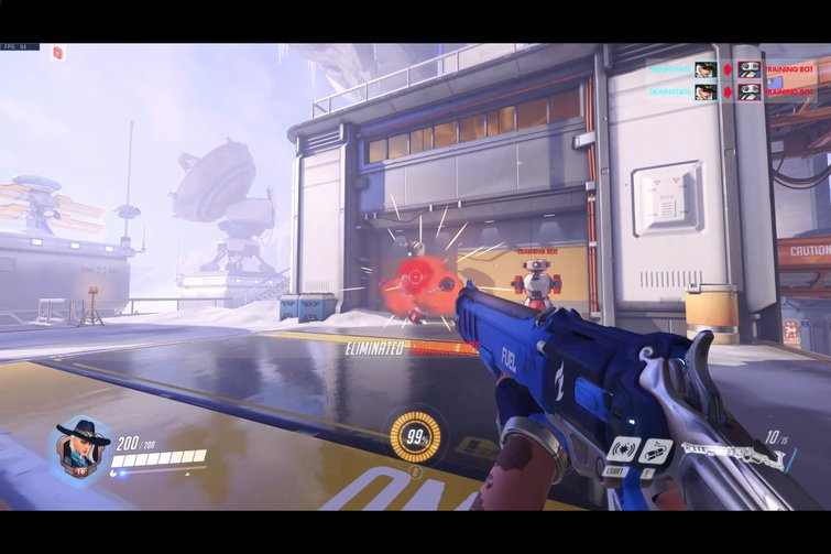 """""""Overwatch"""" Video Game"""