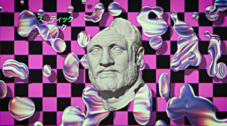 The Visual Styles of the Synthwave and Vaporwave Video — The Vaporwave Look