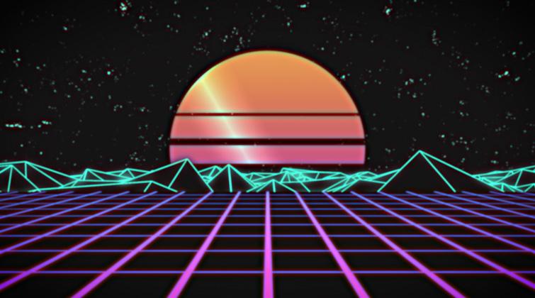 Retrowave Loop