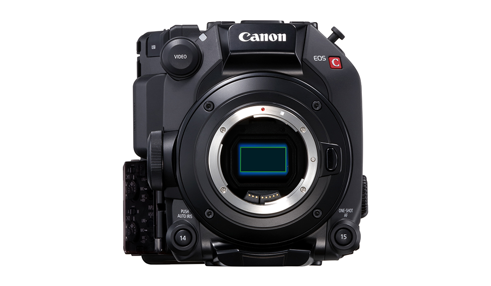 Canon Introduces a Super 35mm Workhorse — the EOS C300 Mark III