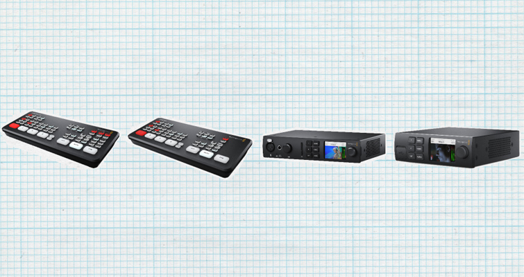 Blackmagic Streaming Products